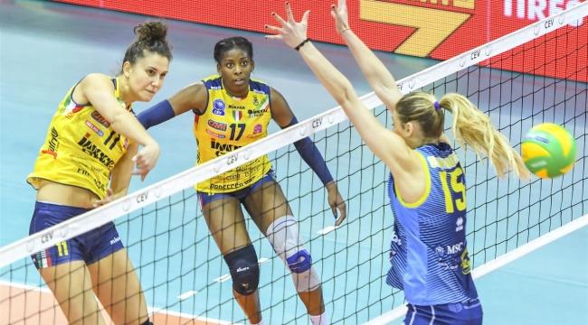 Bayanlar Şampiyonlar Ligi'nde 6 maç daha oynandı