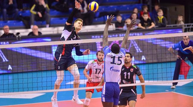 Belogorie Belgorod önemli maçta 3-1 galip