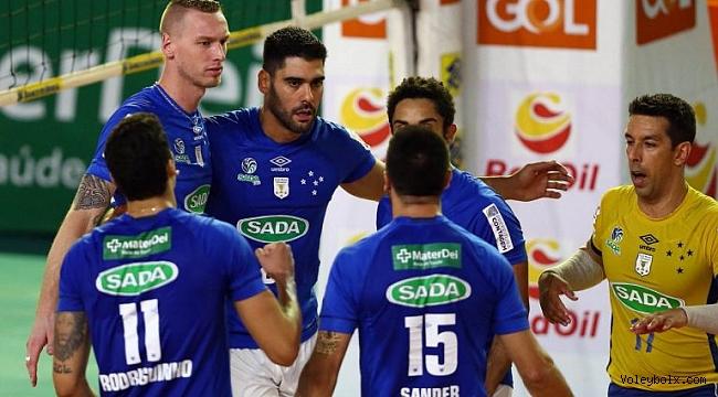 Brezilya'da lider Sada Cruzeiro zor kazandı...