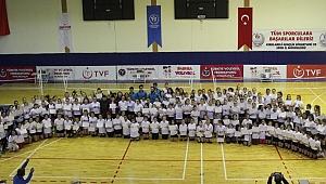 Fabrika Voleybol'un Yeni Okulu Kırklareli'de Açıldı