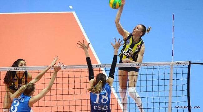 Fenerbahçe'ye İstanbul'da Dinamo Moskova şoku: 2-3