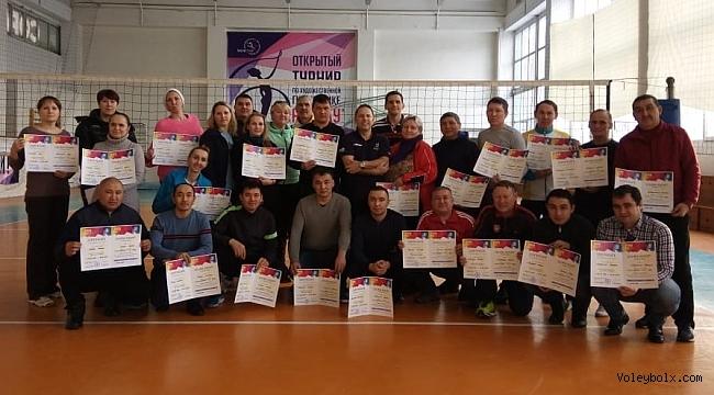 FIVB'nin Kazakistan voleyboluna teknik destek programı başladı