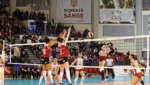 Galatasaray HDI Sigorta, Avrupa'da havlu attı
