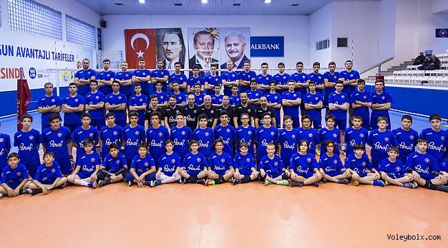 Halkbank'ın sporcu ordusu
