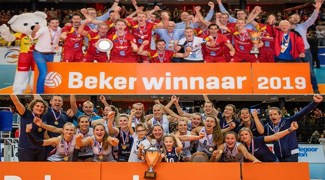 Hollanda Kupası sahiplerini buldu...