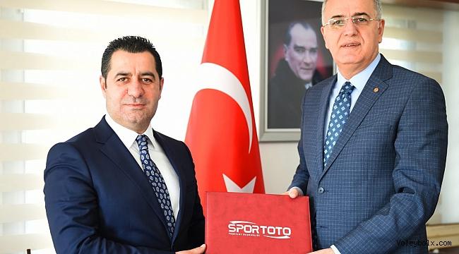 Spor Toto Yıllık Bütçe Anlaşması İmzalandı
