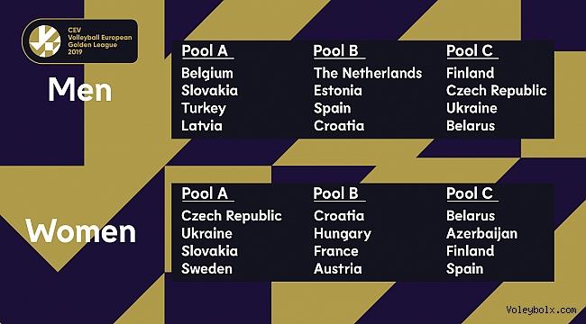 Avrupa Altın Ligi'nın Finalleri Hırvatistan ve Estonya'da