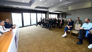 AXA Sigorta Kupa Voley Bayanlar Kategorisi Final Etabı Teknik Toplantısı Yapıldı