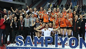 AXA Sigorta Kupa Voley Şampiyonu Eczacıbaşı VitrA