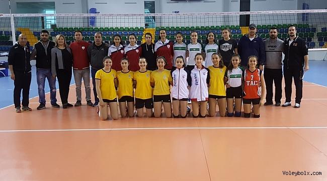 Bayan Milli Takımları Altyapı Oyuncu Taramaları Adana, Mersin ve Antalya'da Gerçekleştirildi