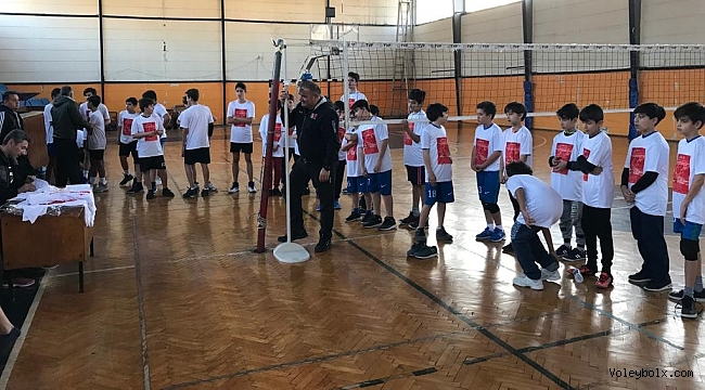 Erkek Milli Takımları Altyapı Oyuncu Taramaları Aydın, Denizli, Muğla ve Antalya'da Gerçekleştirildi