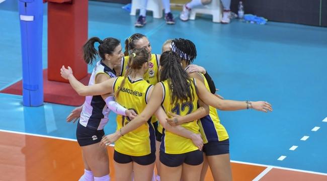 Fenerbahçe Opet, Çeyrek Final İlk Maçında Scandicci'yi 3-1 Mağlup Etti