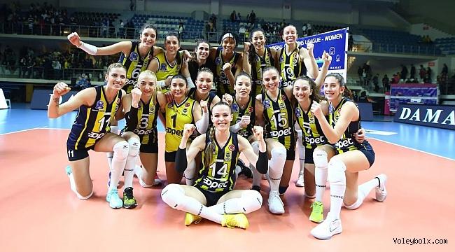 Fenerbahçe Opet Yarı Finalde!..