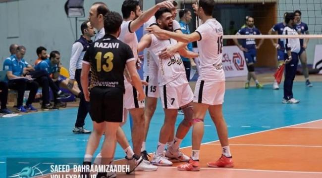 İran'da şampiyon Shahrdari Varamin