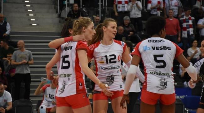 Polonya'da çeyrek final 1. maçları tamamlandı...