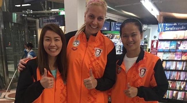 Yeliz Başa'nın yeni takımı Nakhon Ratchasima