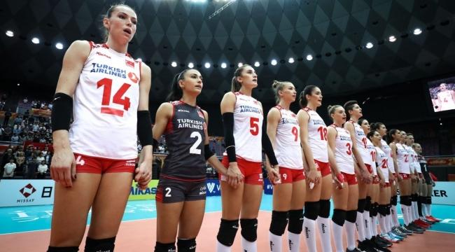 2019 Sezonu Bayan Milli Takımı Geniş Kadrosu Belli Oldu