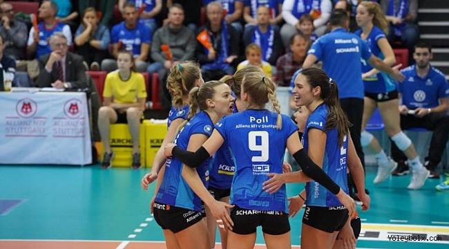 Almanya'da Schwerin ve Stuttgart finalde