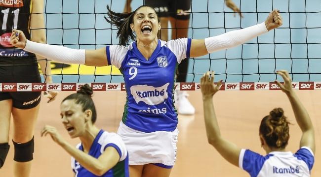 Brezilya'da final serisi ilk maçı nefesleri kesti: 3-2