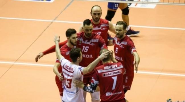 Bulgaristan finalinde 2. maçı da Neftohimik kazandı