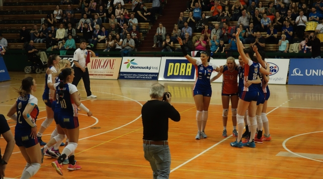 Çekya'da VK UP Olomouc şampiyonluğa çok yaklaştı