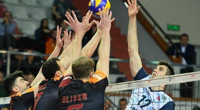 Galatasaray'ı 3-2 yenen Arkas finalde...