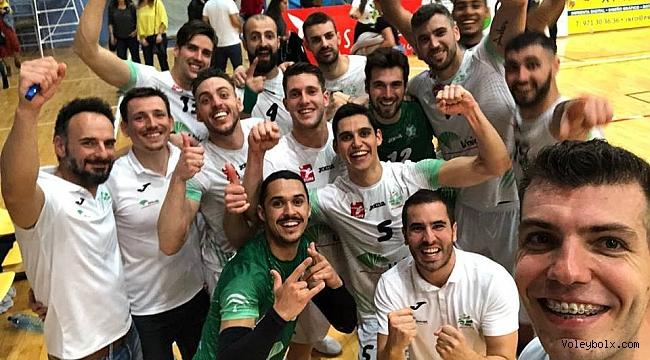 İspanya'da Teurel - Unicaja Almeria finali