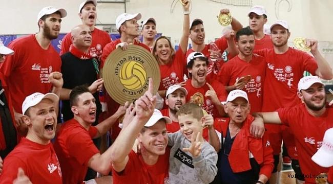 İsrail'de şampiyon Hapoel Mate Asher Akko
