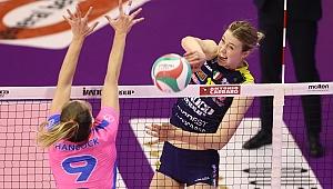 İtalya'da 2. maçları Novara ve Imoco Volley kazandı