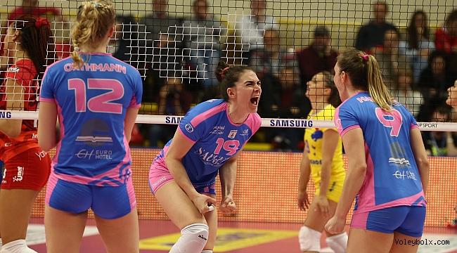 İtalya'da son yarı finalistler Monza ve Novara