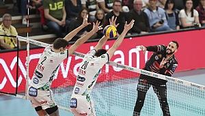 İtalya'da yarı finali ilk maçları Perugia ve Lube'nin