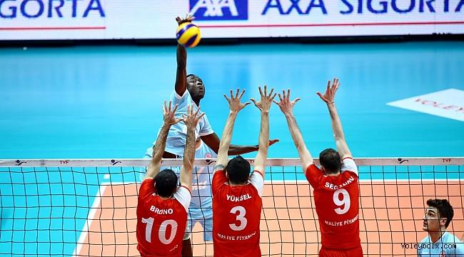 Maliye Piyango sezonu 5., Tokat Bld. ise 6. sırada tamamladı