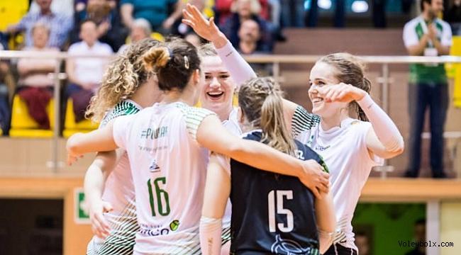 Polonya'da bayanların 11.'si #VolleyWroclaw