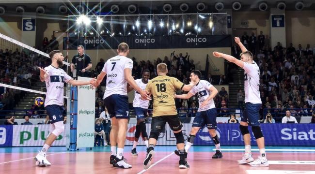 Polonya'da ONICO, yarı final serisini 1-1'e taşıdı