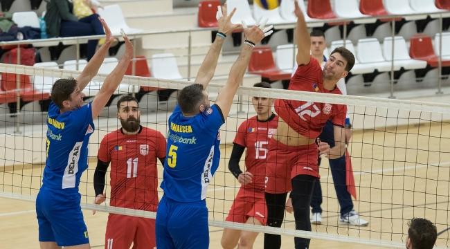 Romanya'da 6. maçlar oynandı...