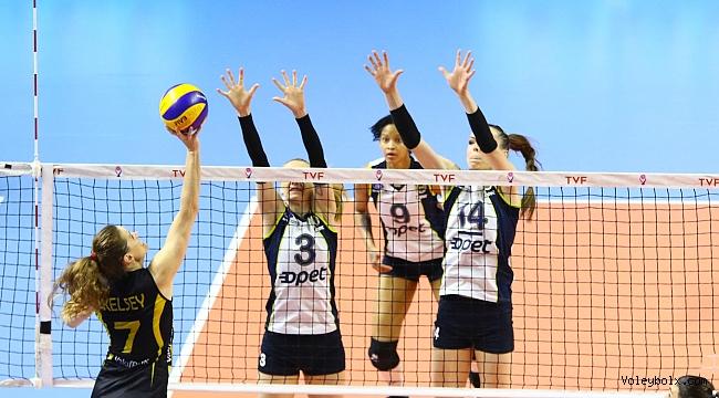 Sultanlar Ligi Play-off Yarı Final Etabı'nda İlk Karşılaşmalar Sona Erdi