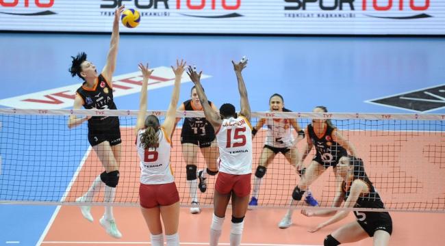 Sultanlar Ligi Play-off Yarı Final Etabı Tek Karşılaşma ile Devam Etti