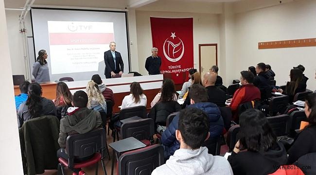 Trabzon 1.Kademe Yardımcı Antrenör Kursu Başladı