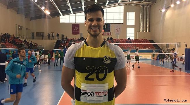 Türkiye Ligleri'nin en uzun voleybolcusu, Sorgun'u finale taşıdı