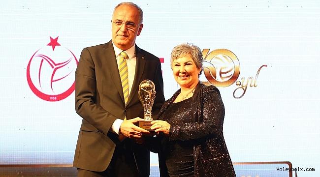 Türkiye Spor Ödülleri Gecesi'nde 'Türk Voleybolu' 4 Dalda Ödüle Layık Görüldü