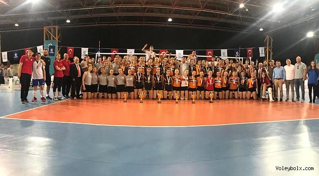 2019 Küçükler Altyapı Türkiye Şampiyonası Sona Erdi