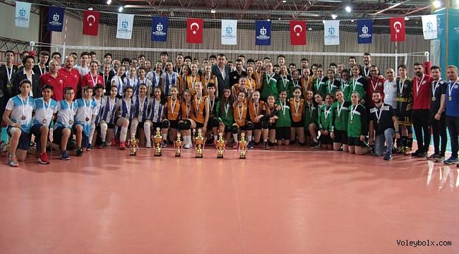 2019 Midiler Kategorisi Altyapı Türkiye Şampiyonası Sona Erdi