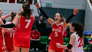 A Bayan Milli Takımımız, Montreux Masters'da Çin'i 3-1 Mağlup Etti