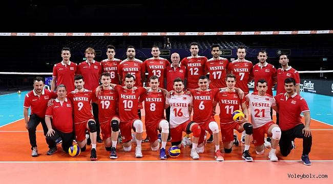 A Erkek Milli Takımımız, Avrupa Altın Ligi'nde 2'de 2 Yaptı