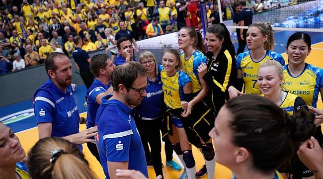 Almanya'da şampiyonluk 5. maça kaldı...