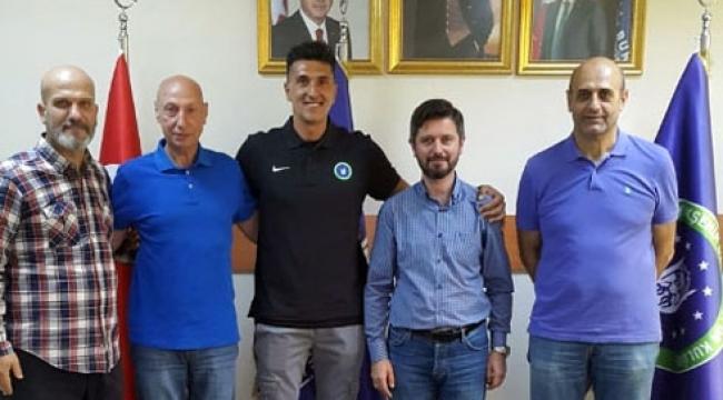 Bursa Büyükşehir'in yeni pasörü Hüseyin Koç