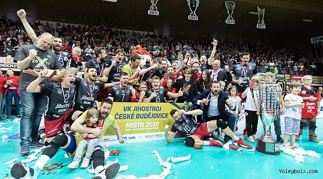 Çekya'da şampiyon VK Dukla Liberec