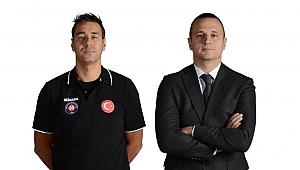 Halkbank'tan Adnan Paşaoğlu ve Caner Balcılar'a teşekkür