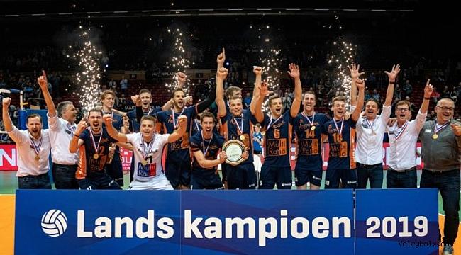 Hollanda şampiyonu Achterhoek Orion Doetinchem