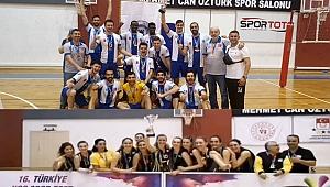 İstanbul Aydın Üniversitesi ve Ticaret Üniversitesi şampiyon